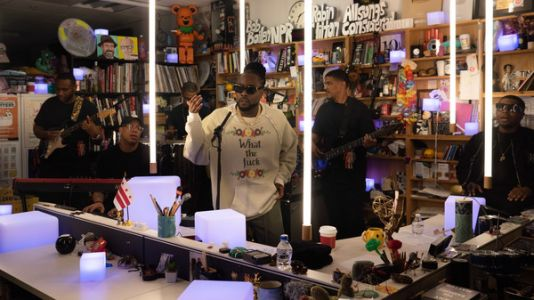 Wale: Tiny Desk Concert