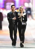 "Look Up ""Smitten"" in the Dictionary, and You Might See These Snaps of Rami Malek and Lucy Boynton"
