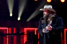 Chris Stapleton On 'Broken Halos' Winning at CMA Awards: 'I'm So Glad It Resonated With People'