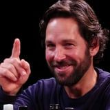 If Your Crush On Paul Rudd Was Big Before, Just Wait Until You See His Hot Ones Video