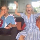 "Reese Witherspoon Embarrasses Deacon With a TikTok Dance to His First Single: ""No, Mom, No!"""