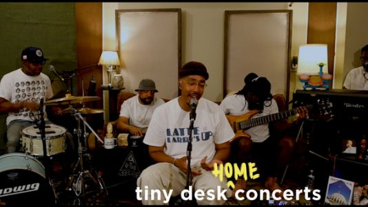 Oddisee: Tiny Desk Concert