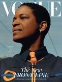 """It's More Than Just a Job Now"": Essential Workers Take the Cover of British Vogue"
