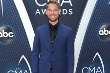 Brett Young Performs 'Mercy,' Salutes Country Radio at 2018 CMA Awards
