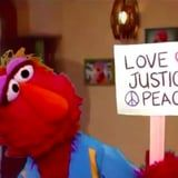 Elmo's Dad Explains Why People Are Protesting in a Way That Educates Both Kids and Parents