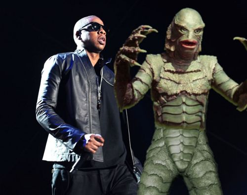 """Jay-Z's """"Monster"""" Verse But With More Monsters"""