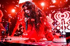 Camila Cabello & DaBaby Hit the Quad for Flirty, School Daze 'My Oh My' on 'Tonight Show': Watch
