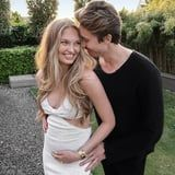 2 Years After Being Diagnosed With PCOS, Model Romee Strijd Is Expecting Her First Child