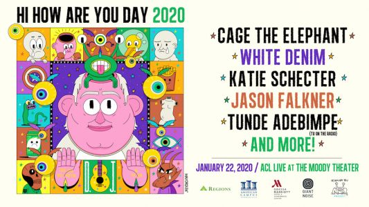 """Daniel Johnston """"Hi, How Are You Day 2020"""" Tribute Event Announced"""