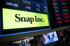 Snap CFO to Exit After Eight Months