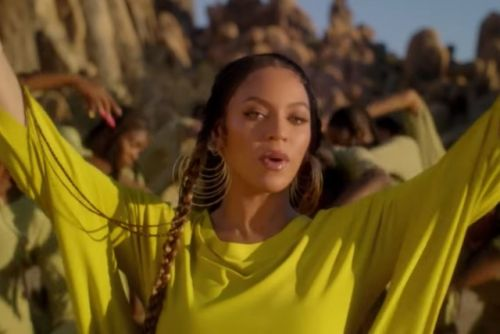 "Beyoncé - ""Spirit"" Video"