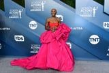 Glamour Is Cynthia Erivo at the SAGs - Look It Up