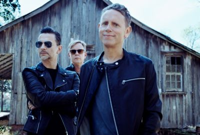 "Depeche Mode Denounce Richard Spencer's Claim They Are The ""Official Band Of The Alt-Right"""