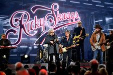 Ricky Skaggs Joins Brad Paisley, Keith Urban for Hall of Fame-Worthy Hits Medley at 2018 CMA Awards
