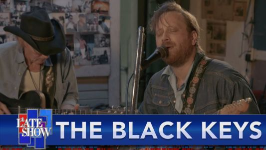Watch The Black Keys Play Delta Kream Songs On Colbert