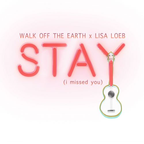 "Lisa Loeb & Walk Off The Earth Release New Version Of ""Stay "" For Its 25th Anniversary"
