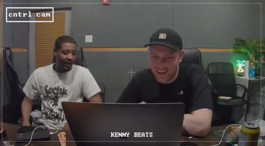 Watch Danny Brown Freestyle With Kenny Beats